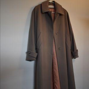 Jones New York women's long coat